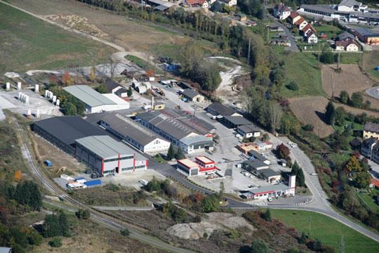 BINDER - Werk Bärnbach